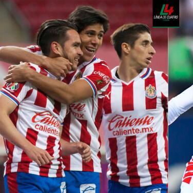 ¿Pachuca vs. Chivas, será la llave más pareja del repechaje?