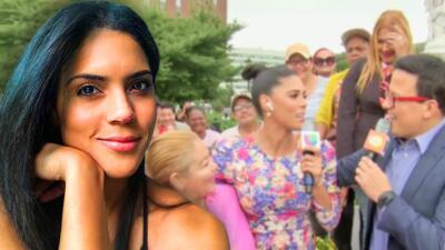 De vendedora de ollas a conductora de televisión: Francisca recordó su historia con la gente de Nueva York