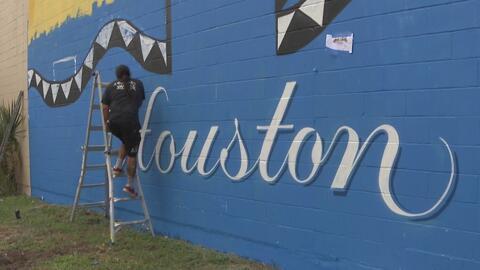 Inauguran un nuevo punto de encuentro para los amantes del arte urbano en Houston