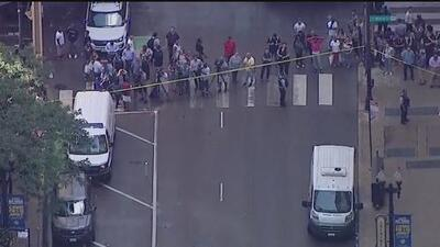 Chicago se llevó un susto por un error en un mensaje que provocó un despliegue policial