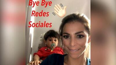 Exclusiva: Lourdes Stephen se despidió de las redes sociales y explica el por qué