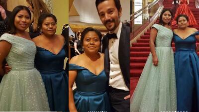 Yalitza Aparicio comparte los momentos inolvidables que vivió con su mamá en los Oscar
