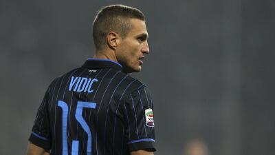 Nemanja Vidic rescinde con Inter: ¿estará su futuro en la MLS?