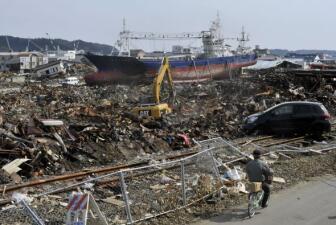 Nuevo terremoto sorprende a Japón