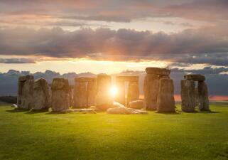 El gran Solsticio de junio anuncia el cambio de signo y de estaciones