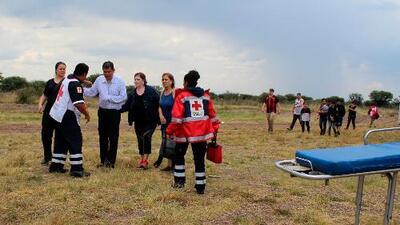 El estremecedor relato de una de las sobrevivientes al accidente de un avión en México