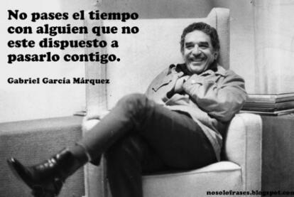 10 Frases Célebres De Gabriel Garcia Marquez Fotos