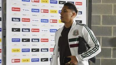 """Carlos Salcedo: """"Tenemos que saber matar los partidos y no recibir ese tipo de goles"""""""