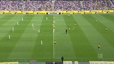 Highlights: Borussia Dortmund at Borussia M'gladbach on May 18, 2019