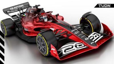 Con tope de gastos se presentó el nuevo auto y reglas de la Fórmula 1