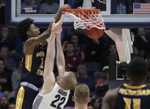 El mejor resumen de la primera ronda del Torneo de la NCAA, empezó la ´'Locura de Marzo'