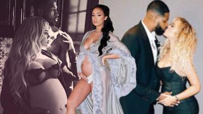 El mensaje de la ex de Tristan Thompson tras el nacimiento de su hija con Khloé Kardashian