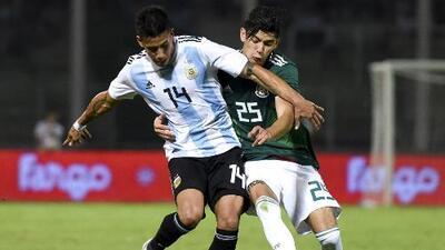 Argentina vs. El Tri, Parte 2: las expectativas que se tienen de México con sus jóvenes promesas
