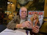 Larry Flynt, editor de la revista 'Hustler', muere a los 78 años en Los Ángeles