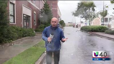 Residentes de Jacksonville abandonaron las calles en espera del huracán Florence