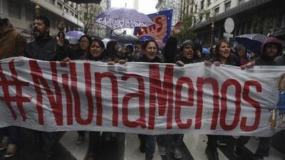 Cientos de mexicanas también gritaron #NiUnaMenos con su propio dolor a cuestas