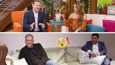 Karla y Alan no podían creer que Tanya Charry logró juntar a dos polémicas exparejas de Ninel Conde