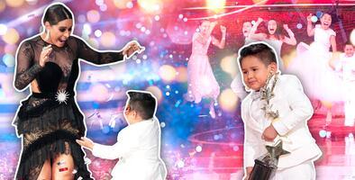 Giovani y los Sacachispas se coronan como los colosales ganadores de Pequeños Gigantes