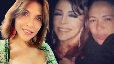"""""""Estuvieron muy enamoradas"""": famosa ex de Yolanda Andrade supo del romance con Verónica Castro"""