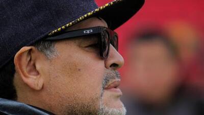 ¿Y entonces, Diego?: Maradona niega críticas a Messi y 'bendice', a su manera, la llegada del VAR