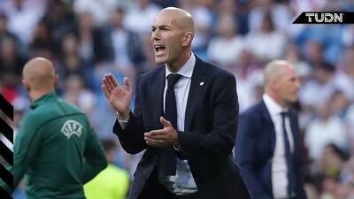 """Zidane habló de la """"responsabilidad"""" de vencer al Galatasaray en el Bernabéu"""