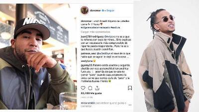 Rivalidad entre Ozuna y Don Omar se pica se extiende ante escándalos recientes