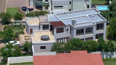 Casa de Pistorius se alquila para fiestas
