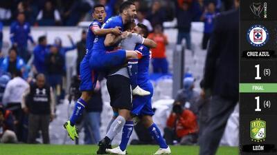 ¡Cachetada a los 'fantasmas'! Cruz Azul está en la final de Copa MX