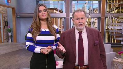Raúl de Molina explicó la razón por la que Lili Estefan no regresó al show como se había anunciado
