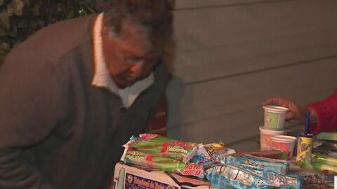 Atacan a vendedores de paletas en Stockton