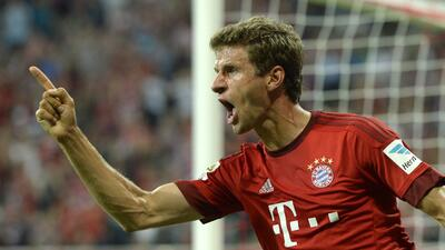 Bayern Munich 5-0 Hamburgo: El campeón de Alemania arranca la Bundesliga con goleada