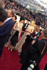 Jessica Maldonado, directo del Oscar