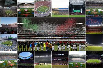 La Selección Mexicana vuelve al Estadio Azteca después de 16 meses