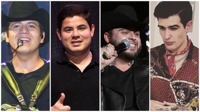 Conoce a los padres más jóvenes del regional mexicano: las imágenes más tiernas de estos cantantes con sus hijos