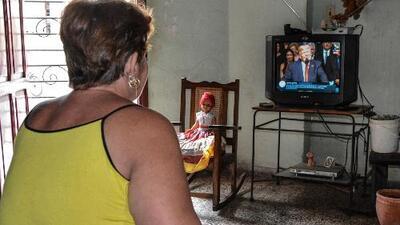Reacciones encontradas en Cuba tras discurso del presidente Trump sobre la isla