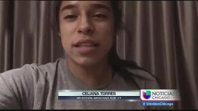 Celiana Torres, un talento futbolístico de Chicago
