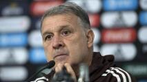 'Tata' Martino lanzó nuevo elogio a Chicharito