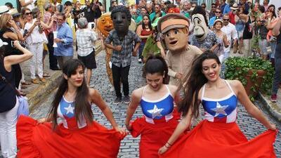 Las Fiestas de la Calle San Sebastián en Puerto Rico siguen en pie tras el huracán María