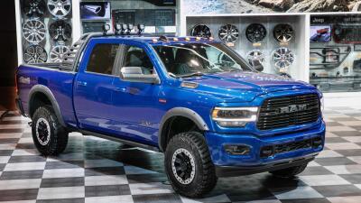 Ram mostró en el Auto Show de Chicago el resultado del uso del catálogo de partes de Mopar en la Ram 2500 Heavy Duty