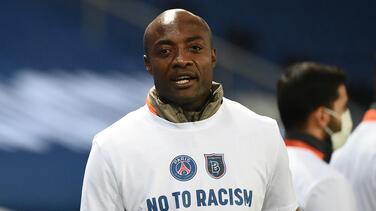Pierre Webó rompe el silencio tras sufrir racismo en la Champions