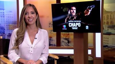 Watch El Chapo Sunday on Univision 41