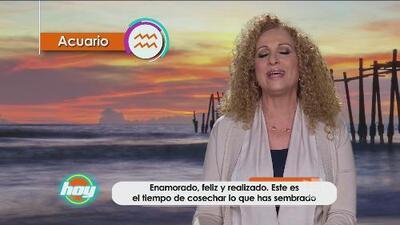 Mizada Acuario 21 de abril de 2016