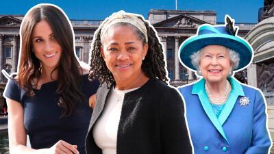 La mamá de Meghan Markle es invitada por la reina a pasar Navidad con la familia real (sorry Kate)