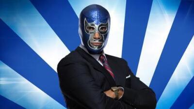 Tenoch Huerta es Alejandro Muñoz Moreno 'Blue Demon'