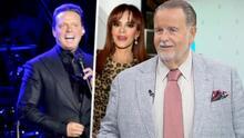 El Gordo no entiende por qué Lucía Méndez y otras ex de Luis Miguel hablan tan bien del cantante