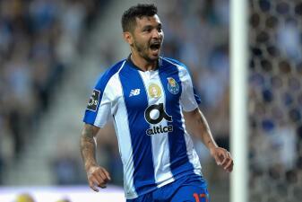 En fotos: 'Tecatito' Corona regresa al gol en el homenaje del Porto a Iker Casillas