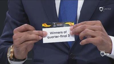 Definidos cómo serán los cruces de Semifinales de la UEFA Europa League