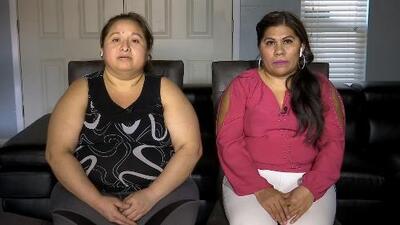Esta madre indocumentada que fue detenida en la redada de Texas le pide a Trump una oportunidad