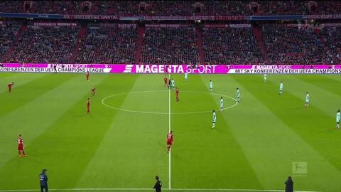 Highlights: Mainz 05 at FC Bayern on March 17, 2019