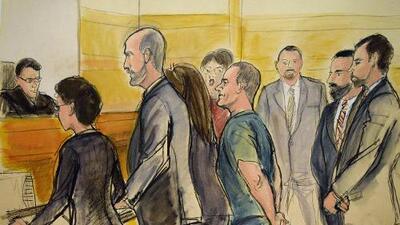 """'El Chapo' Guzmán comparece ante una corte federal de Brooklyn y se declara """"no culpable"""""""